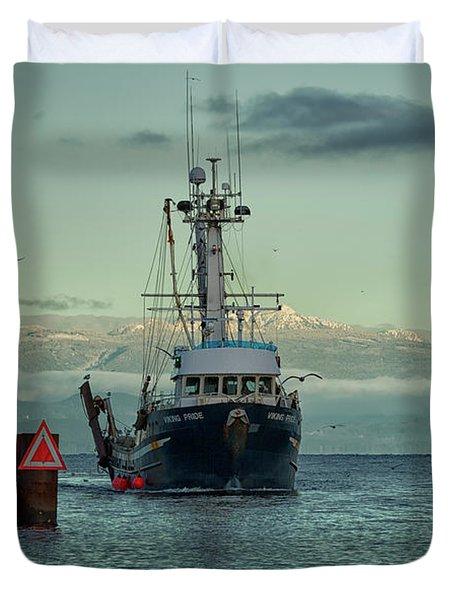 Viking Pride Duvet Cover