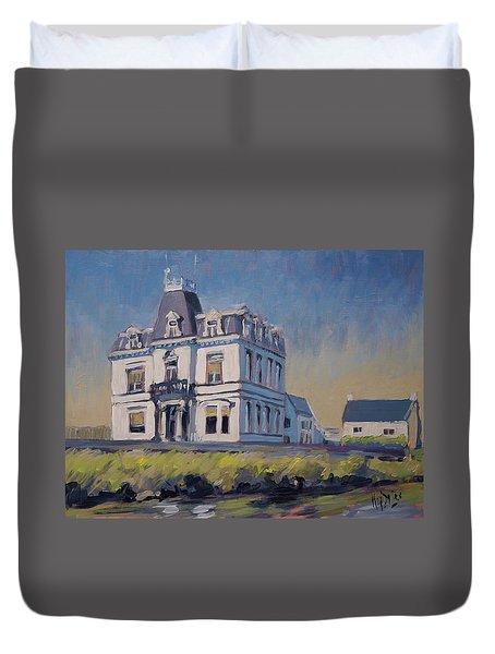 Villa Lhoest Duvet Cover