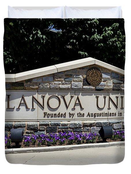 Villanova Duvet Cover