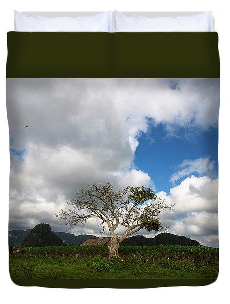 Vinales Valley I Duvet Cover