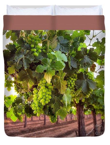 Vineyard 3 Duvet Cover