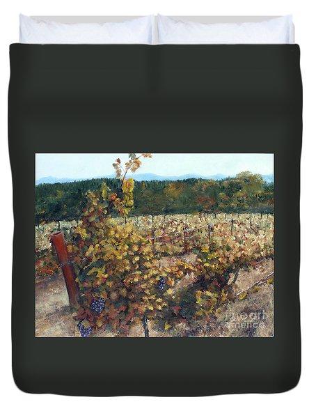 Vineyard Lucchesi Duvet Cover