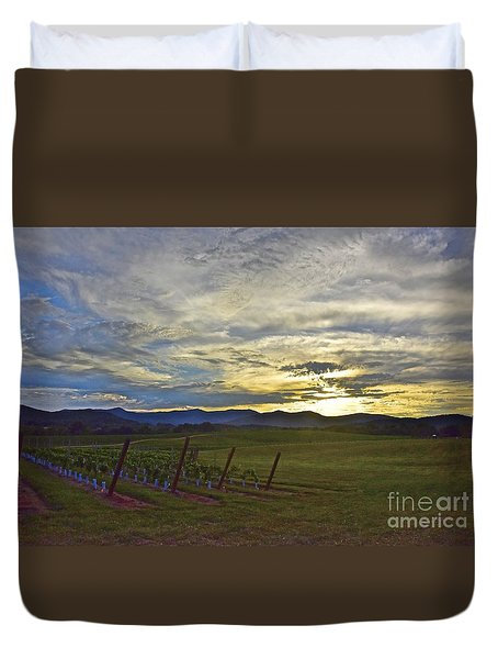 Cultivation Duvet Cover