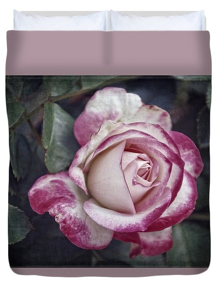 Vintage And Variagated Duvet Cover