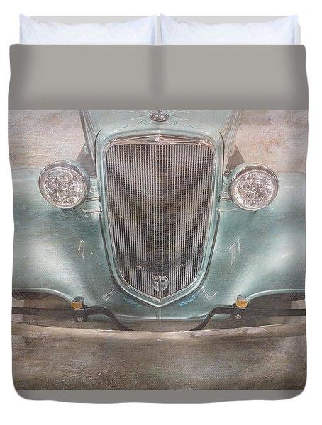 Vintage Jewel Duvet Cover