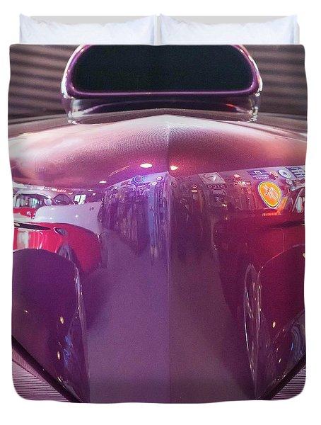 Vintage Reflections  Duvet Cover