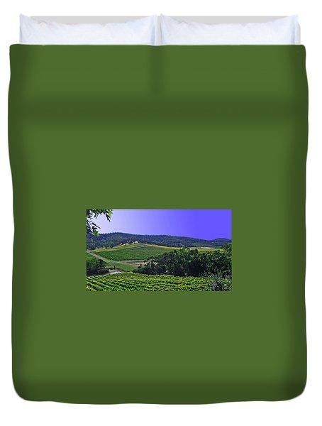 Vinyard Duvet Cover
