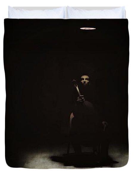 Violoncelle Duvet Cover