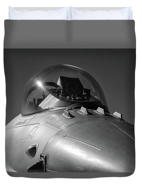 Viper Nose Duvet Cover