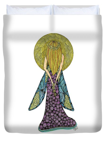Virgo Duvet Cover