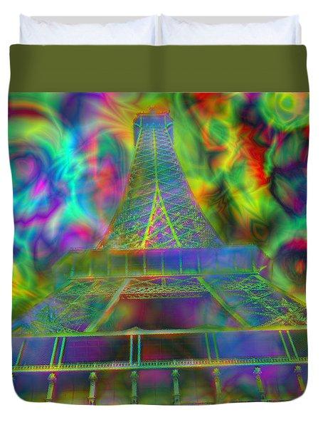 Vision 15 Duvet Cover