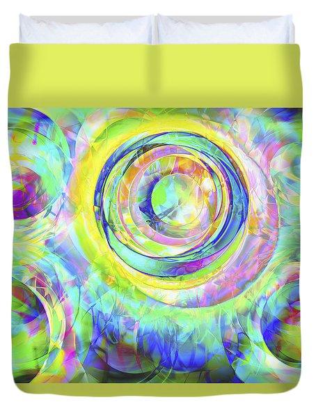 Vision 16 Duvet Cover