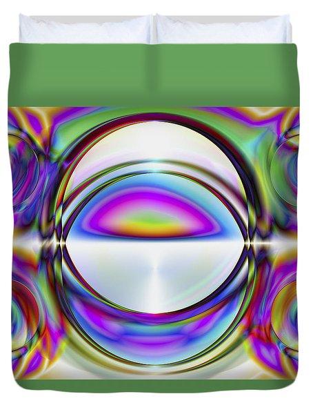 Vision 17 Duvet Cover