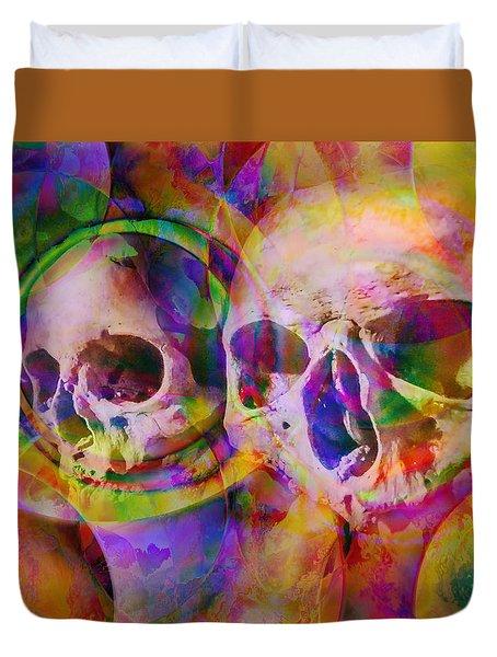 Vision 23 Duvet Cover