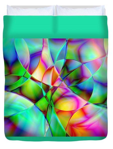 Vision 25 Duvet Cover