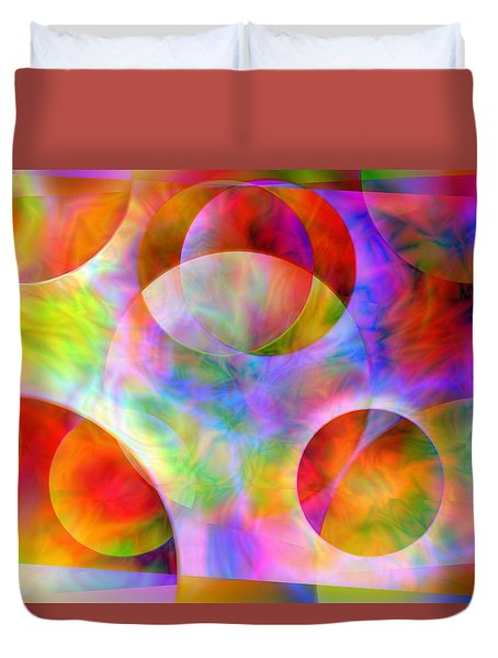 Vision 29 Duvet Cover