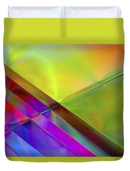 Vision 3 Duvet Cover