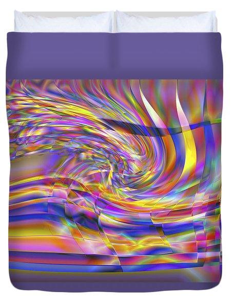 Vision 31 Duvet Cover