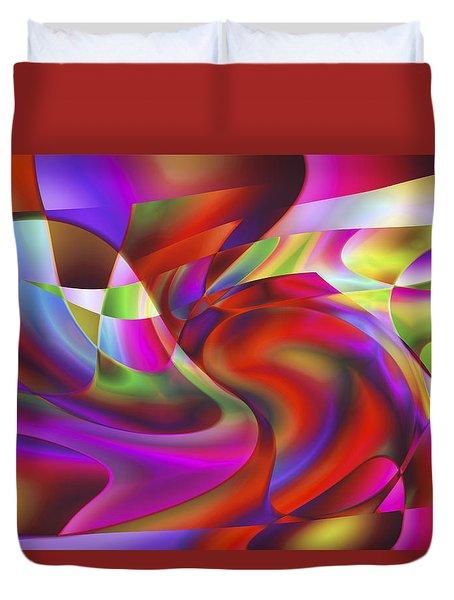 Vision 32 Duvet Cover