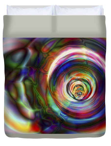 Vision 8 Duvet Cover