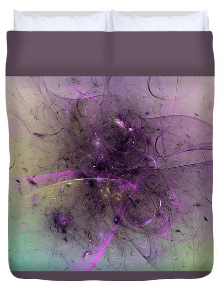 Vision Of The Twelve Goddesses Duvet Cover