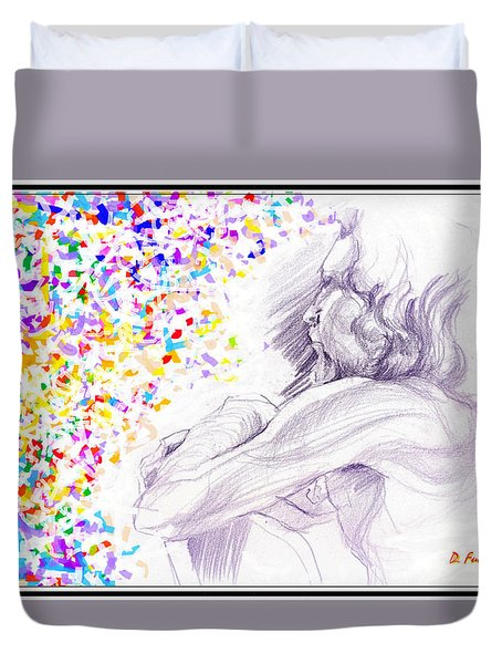 Visionary Duvet Cover