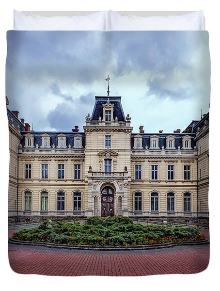 Visions Of Another Time Duvet Cover
