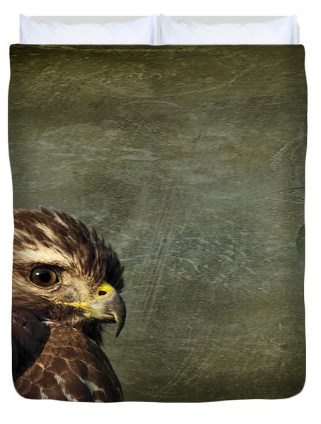 Visions Of Solitude Duvet Cover