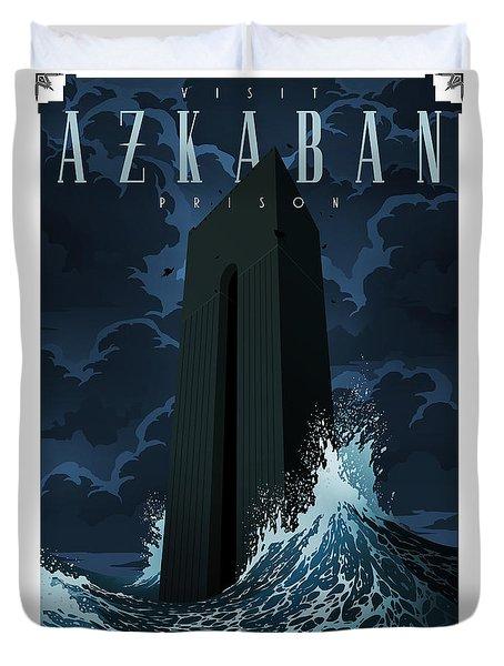 Visit Azkaban Duvet Cover