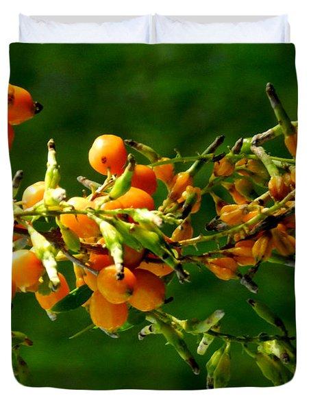 Vivid Berries Duvet Cover