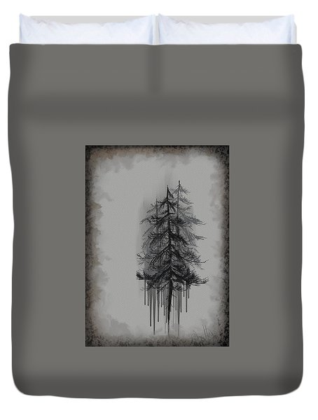 Voices Duvet Cover by Annette Berglund