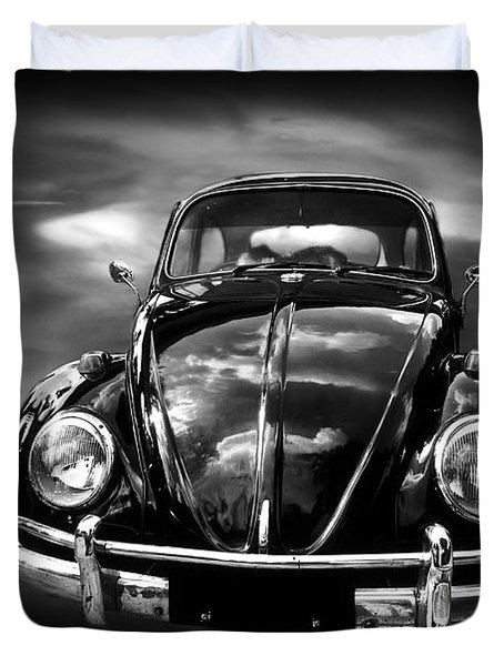 Volkswagen Duvet Cover by Charuhas Images