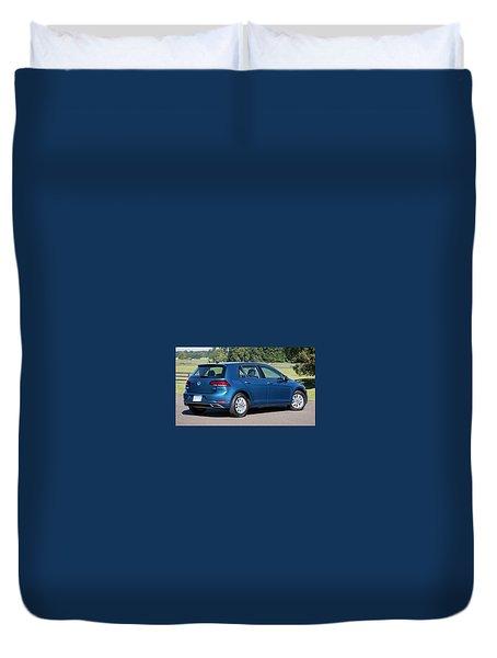 Volkswagen Golf Tsi Duvet Cover
