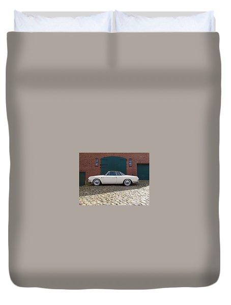 Volkswagen Karmann Ghia Duvet Cover