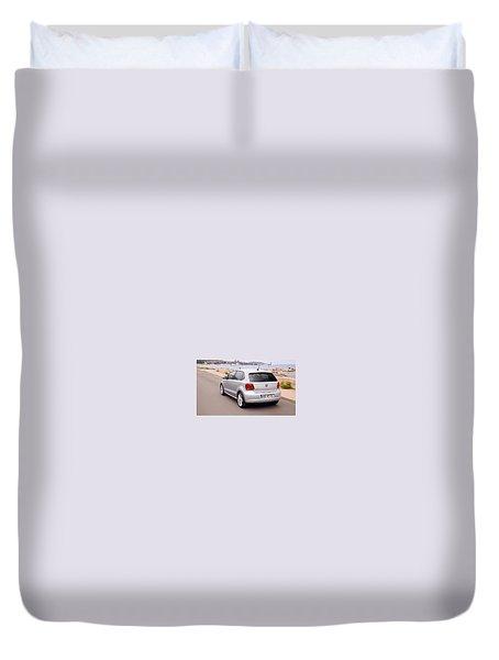 Volkswagen Polo Duvet Cover