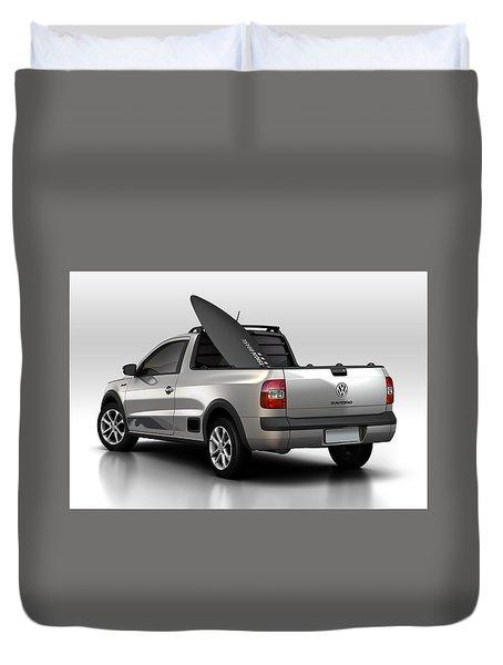 Volkswagen Saveiro Duvet Cover