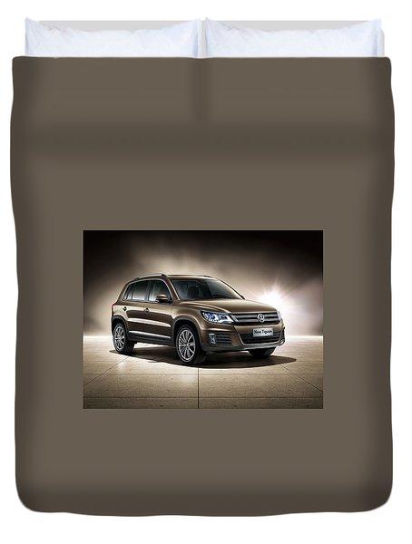 Volkswagen Tiguan Duvet Cover