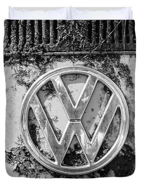 Volkwagen Sign Duvet Cover