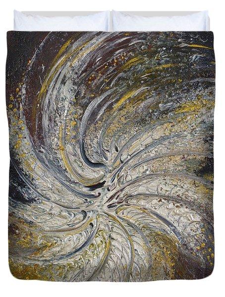 Vortex Duvet Cover