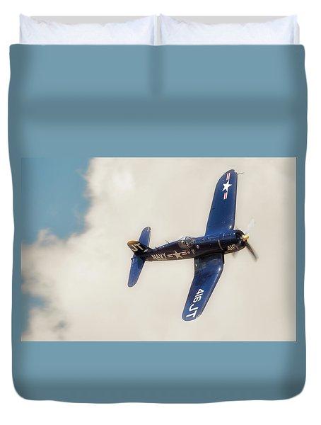 Vought F4u Corsair Duvet Cover
