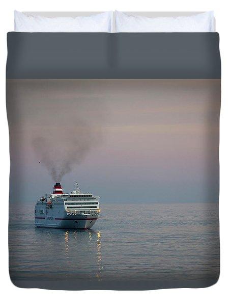 Voyage Home 1 Duvet Cover