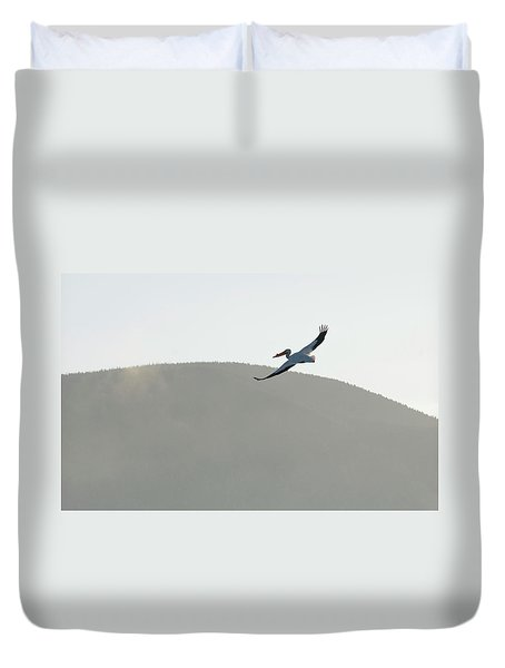 Voyager Duvet Cover by Brian Duram