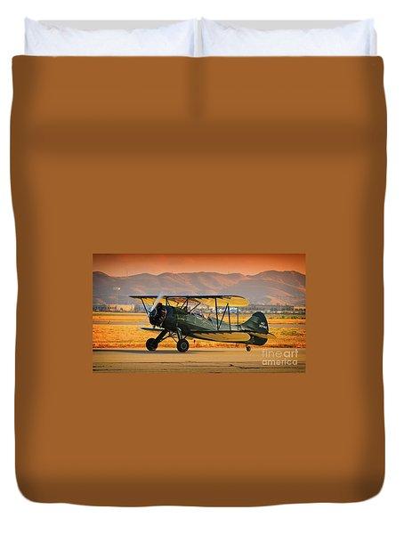 Waco Upf-7  Version 2 Duvet Cover
