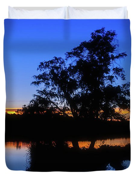 Wagardu Lake, Yanchep National Park Duvet Cover