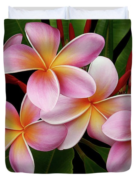 Wailua Sweet Love Texture Duvet Cover