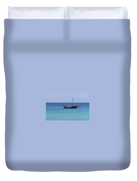 Duvet Cover featuring the photograph Waiting For Adventure by Brandy Little