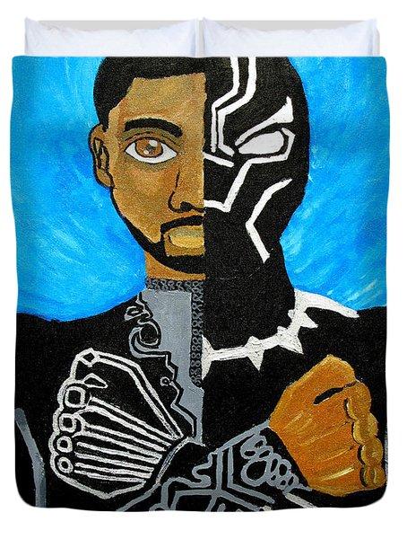Wakanda Forever Duvet Cover