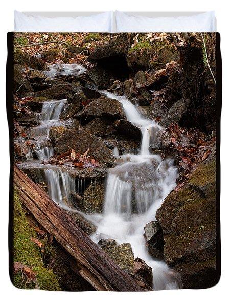Walden Creek Cascade Duvet Cover