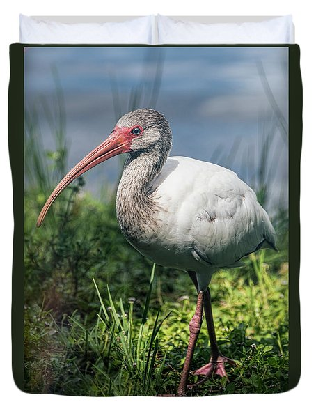 Walk On The Wild Side  Duvet Cover