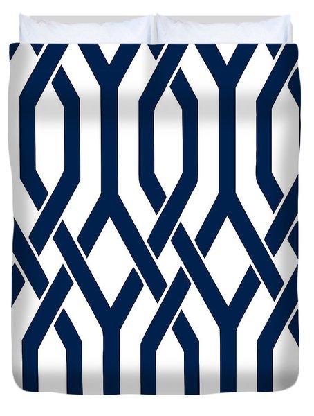 Wall Art Pattern-  Duvet Cover